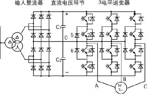 变频器能实现电机的软启动,即低压,低频启动,电机是慢慢加速起来的