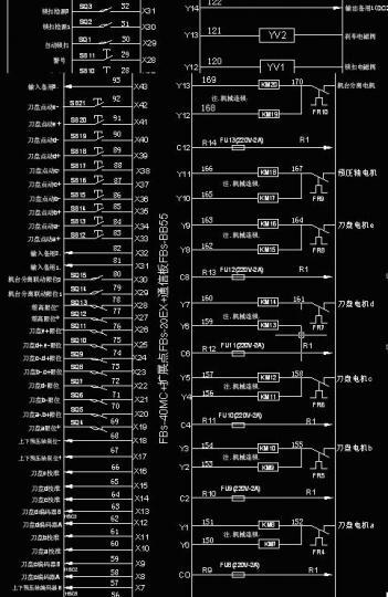 永宏fbscm25接线图